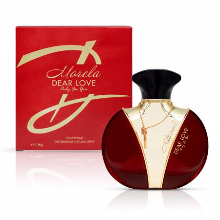 parfum dama emper morela dear love
