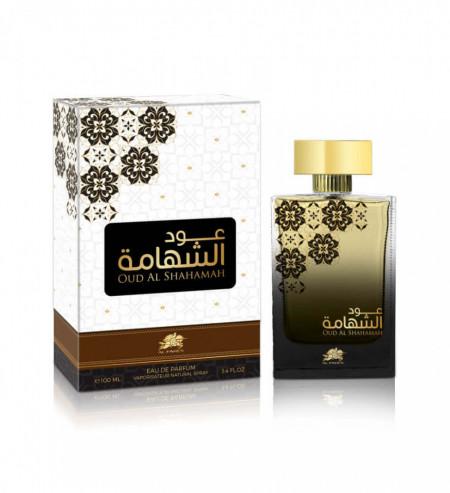 parfum arabesc Oud AL Shahamah al fares by emper