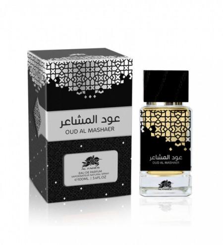 parfum arabesc oud al mashaer al fares by emper