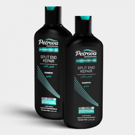 sampon profesional petrova Split end repair