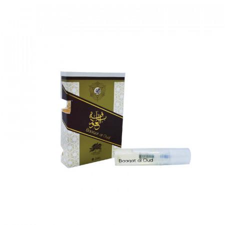 mostra parfum baaqat al oud 2ml