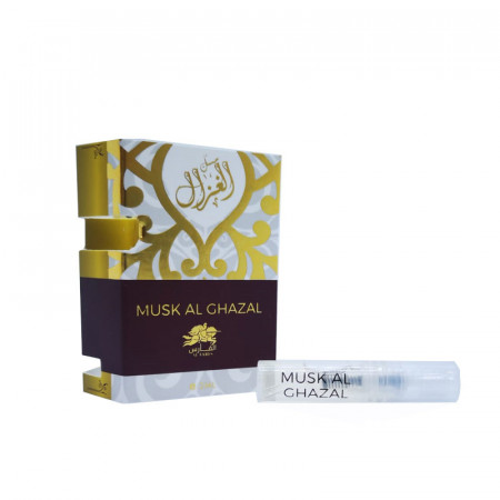 mostra parfum musk al ghazal