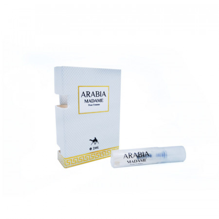 mostra parfum arabia madame 2ml