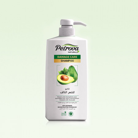 sampon 600ml damage care pentru par deteriorat