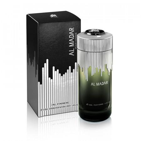 parfum arabesc pentru barbati Al Madar brand AL fares by Emper