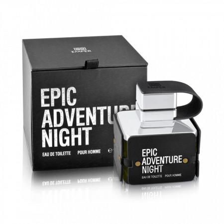 parfum emper - epic adventure night parfum barbatesc fresh