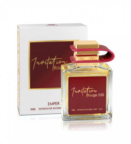 parfum dama invitation rouge 530 emper