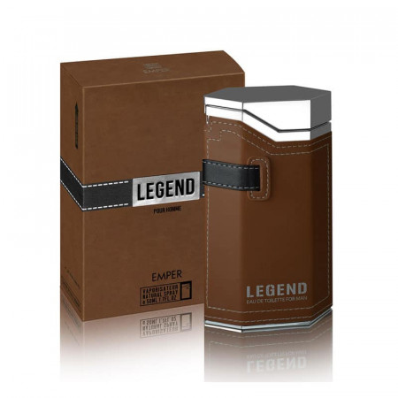 parfum barbati legend man by emper 50ml