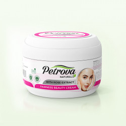 Crema de fata Fairness 125ml Petrova