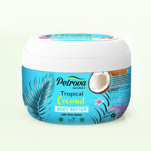 Crema unt de corp Tropical Coconut Petrova