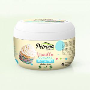 Crema unt de corp Vanilla Cup Cake Petrova
