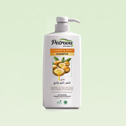Sampon Straight and Shiny 600ml Petrova