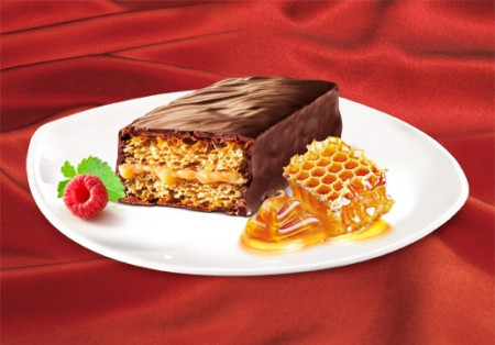 Snack Marlenka cu miere si nuca 50g