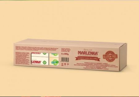 Tort Marlenka classic cu miere 800g - FĂRĂ GLUTEN
