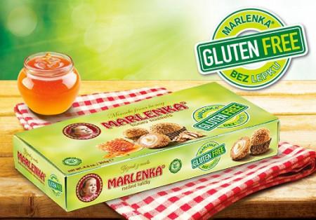 Bile Marlenka classic cu miere 235G - FĂRĂ GLUTEN