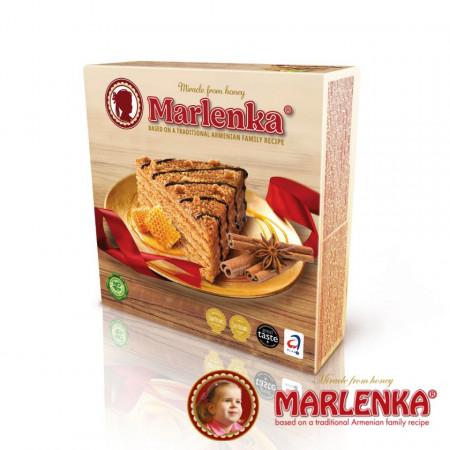 Tort Marlenka cu scortisoare