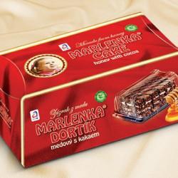 Tort Marlenka cu miere si cacao 100g