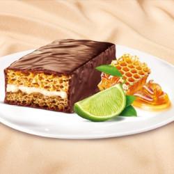 Snack Marlenka cu miere si lămâie 50g