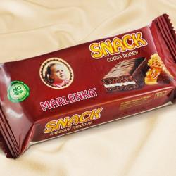 Snack Marlenka cu miere si cacao 50g