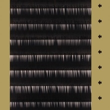 Extensii de gene Blink - Mink B (10mm x 0,2)