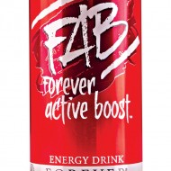FAB Forever Active Boost Natural Energy Drink ФАБ Натурална енергийна напитка
