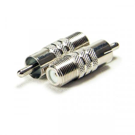 Adapter RCA muški na F ženski
