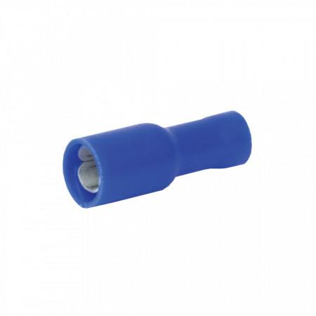 Kablovska bullet papučica ženska plava
