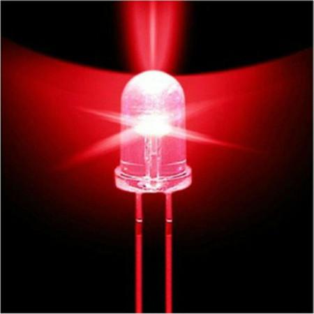 LED dioda 5mm crvena ultra bright