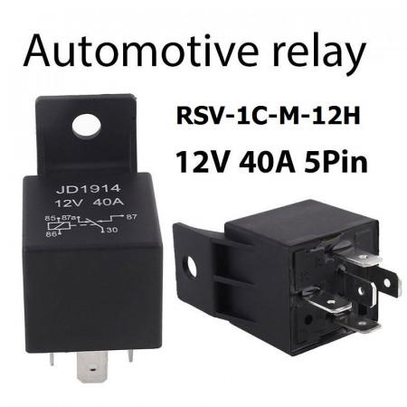 Rele RSV-1C-M-12H