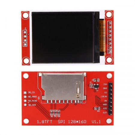 TFT displej 128x160 1.8 inča