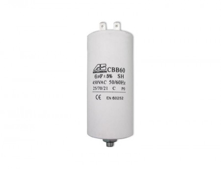 Kondenzator za motore 450VAC 6MF