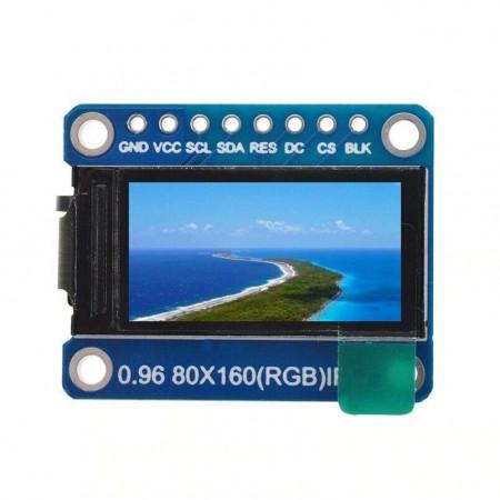 TFT displej 80x160 0.96 inča
