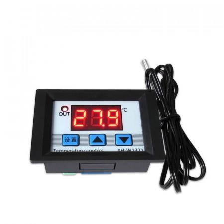 Temperaturni kontroler sa LED displejom ugradni