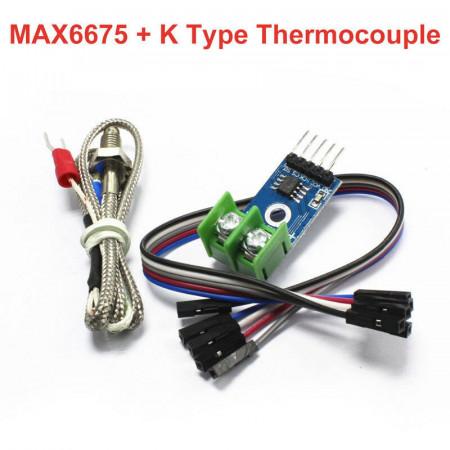 Temperaturni SPI modul sa K tipom sonde