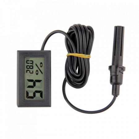 LCD termometar higrometar sa sondom