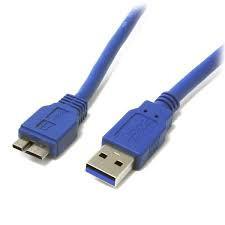 Kabl USB3.0 A na micro USB B 1.8m