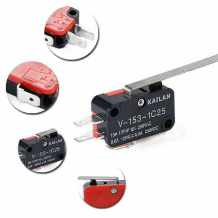 Mikro taster V-153-1C25