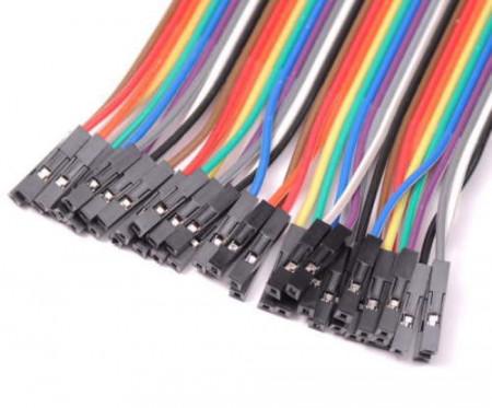 Kablovi za protobord žensko-ženski 20cm