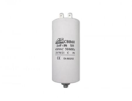 Kondenzator za motore 450VAC 3MF