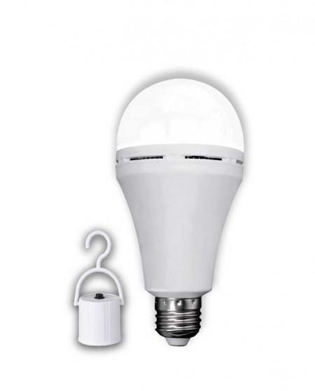 Punjiva LED sijalica E27 9W