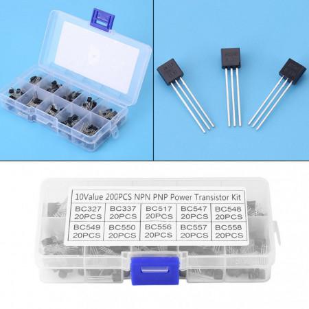 Set tranzistora-200 komada