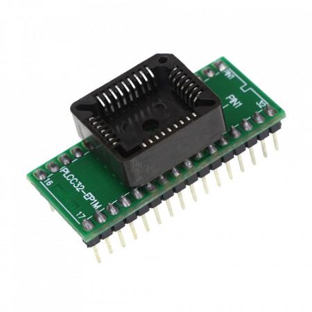 Adapter PLCC32 na DIP32