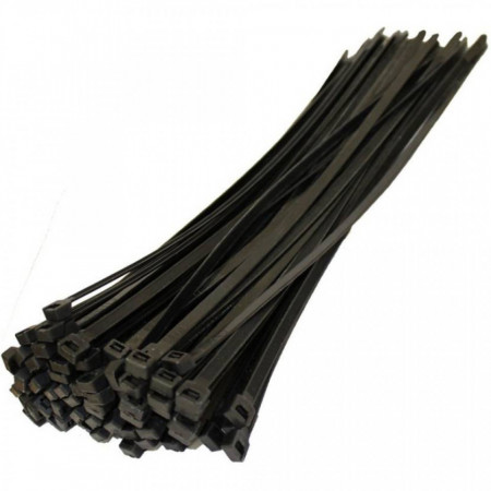 Vezica za kabl 160x4.5mm crna
