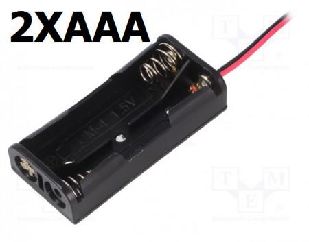 Baterijsko kućište 2xAAA