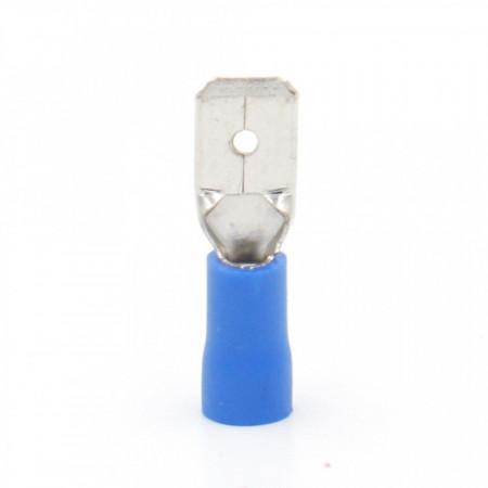 Muška kablovska papučica 6.3mm plava