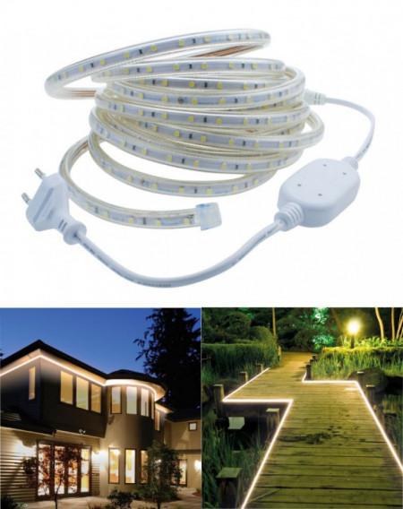 Vodootporno LED crevo