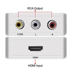 Adapter HDMI na 3xRCA