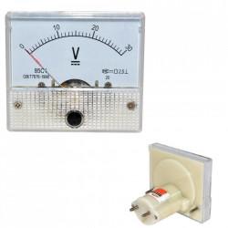 Analogni voltmetar 30VDC