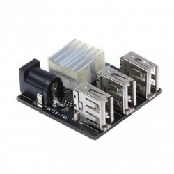 DC-DC konvertor sa 3 USB porta