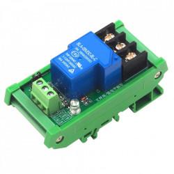 Jednokanalni relejni modul 12VDC 30A za montažu na DIN šinu